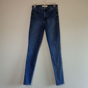 GAP TRUE skinny High Rise 6TALL